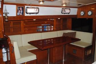 Liberte 4 Liberte 1989 FORMOSA 65 Cruising Ketch Yacht MLS #271815 4