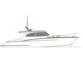50 Maverick Sportyacht  2 50 Maverick Sportyacht Design