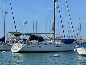 Juxtaposed 0 Juxtaposed 2007 BENETEAU 423 Cruising Sailboat Yacht MLS #271855 0