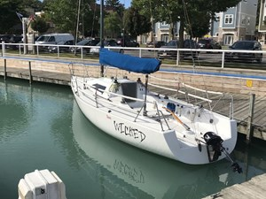 Wicked 0 Wicked 1995 B BOATS B32 Racing Sailboat Yacht MLS #271883 0