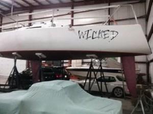 Wicked 2 Wicked 1995 B BOATS B32 Racing Sailboat Yacht MLS #271883 2