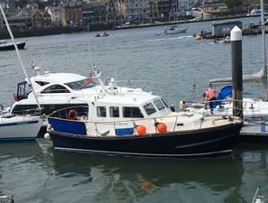 BONE IDLE 0 Lochin 38 Motor Cruiser