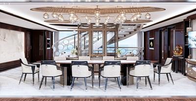 VAST 72 7 VAST 72M _Central lounge & dining (1)
