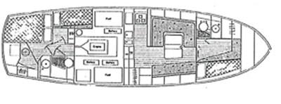 Gabbiano Azzuro 30 31 floor plan