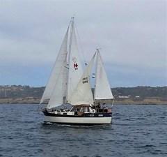Gabbiano Azzuro 66 64 Sister boat example undersail