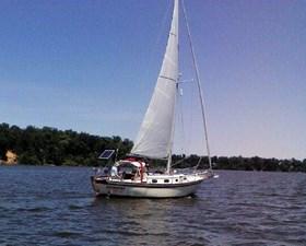 Freebird 1 1 sailing