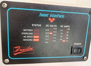 Lucky Tiger 31 047 Inverter Charger