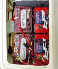 Lucky Tiger 38 060 Batteries