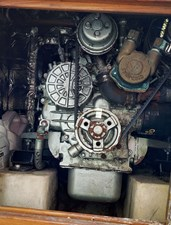 Lucky Tiger 45 082 Engine