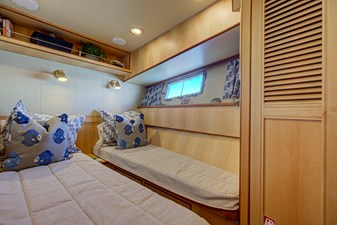 Grace 32 3rd Guest Stateroom