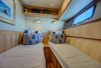 Grace 33 3rd Guest Stateroom