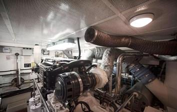 Gammon 35 Stbd Engine