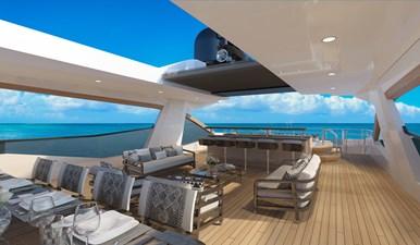 Moonen Marquis 7 Marquis-42m-exterior-sundeck-dining-lounge-bar-Moonen-Yachts