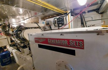 New Vector 65 093 New Vector Engine Room Starboard