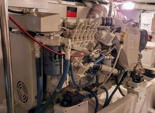 New Vector 66 095 New Vector Starboard Engine