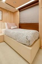 KELLY ANN 22 Starboard Forward Twin Stateroom