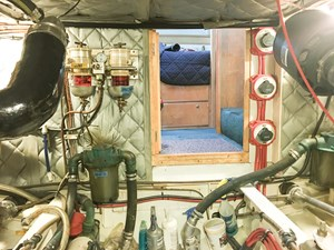 Branches 56 54 Engine room aft