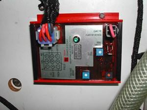 Branches 62 60 Voltage regulator on all alternators