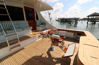 Sea Paver 25 Cockpit