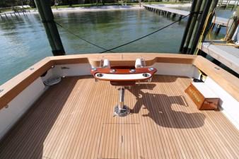 Sea Paver 27 Cockpit