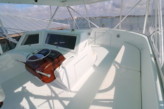 Sea Paver 34 Flybridge