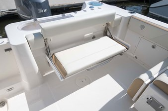 Century 24 Resorter 10 24-Resorter-stern-seat