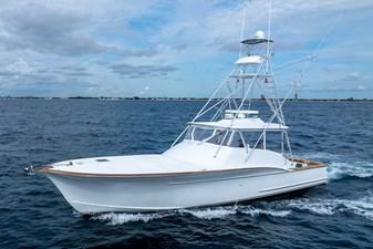 WILDCATTER 0 54' 2011 Ritchie Howell Express Sportfish Yacht WILDCATTER