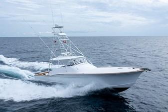 WILDCATTER 40 54' 2011 Ritchie Howell Express Sportfish Yacht WILDCATTER