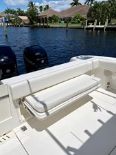 NO PLANS 6 fold out transom seat
