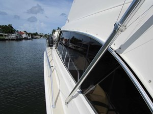 HOLY COW 25 Side Deck with Window Cover