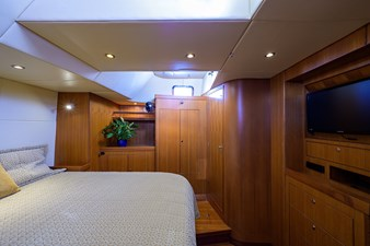 THE ROYAL BLUE 12 Master Stateroom