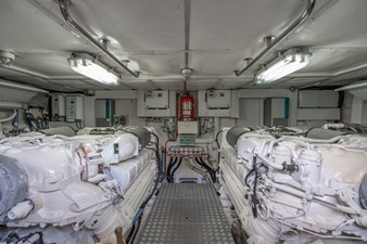 M3 42 Engine Room