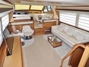 0name 8 salon to dining area and pilothouse