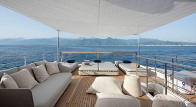 DINAIA 1 DINAIA 2018 SANLORENZO SL106 M/Y Motor Yacht Yacht MLS #272035 1