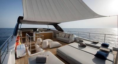 DINAIA 3 DINAIA 2018 SANLORENZO SL106 M/Y Motor Yacht Yacht MLS #272035 3