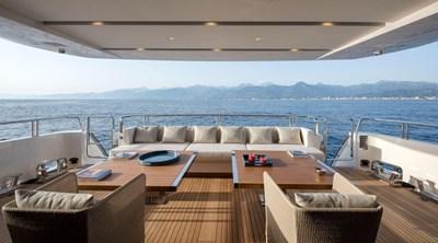 DINAIA 4 DINAIA 2018 SANLORENZO SL106 M/Y Motor Yacht Yacht MLS #272035 4