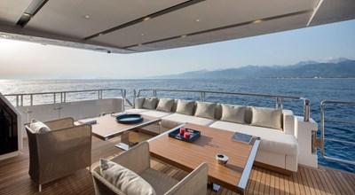 DINAIA 5 DINAIA 2018 SANLORENZO SL106 M/Y Motor Yacht Yacht MLS #272035 5