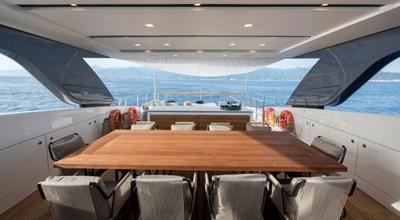 DINAIA 7 DINAIA 2018 SANLORENZO SL106 M/Y Motor Yacht Yacht MLS #272035 7