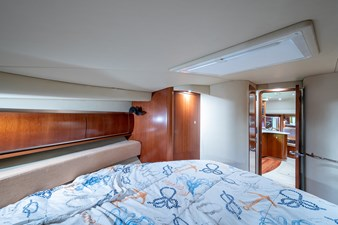 Crime Pays 16 Forward Guest Stateroom