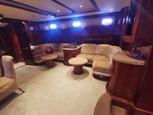 ALBINA 1 Lower deck salon