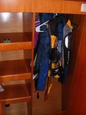 Mucho Gusto 36 VIP Hanging Locker