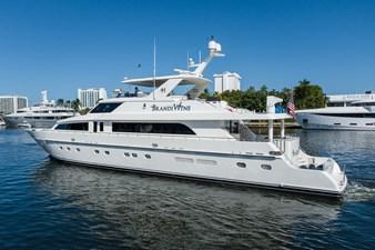 BRANDI WINE 2 BRANDI WINE 2009 HARGRAVE  Motor Yacht Yacht MLS #272073 2