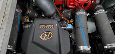 Purpose 47 47 Engine Starboard