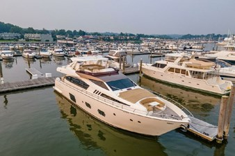 Ferretti  0 80' Ferretti Motor Yacht