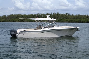 Sea Number 1 Sea Number 2012 GRADY-WHITE Freedom 307 Boats Yacht MLS #272100 1