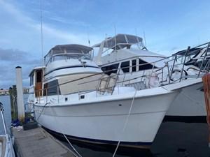 Gulfstar 49 1 Gulfstar 49 1986 GULFSTAR  Motor Yacht Yacht MLS #272111 1