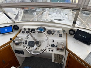 Gulfstar 49 6 Gulfstar 49 1986 GULFSTAR  Motor Yacht Yacht MLS #272111 6