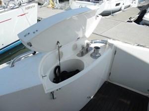 LADY ELISE 23 Starboard Cockpit