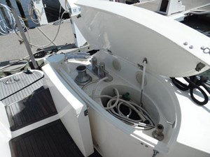 LADY ELISE 24 Port Cockpit