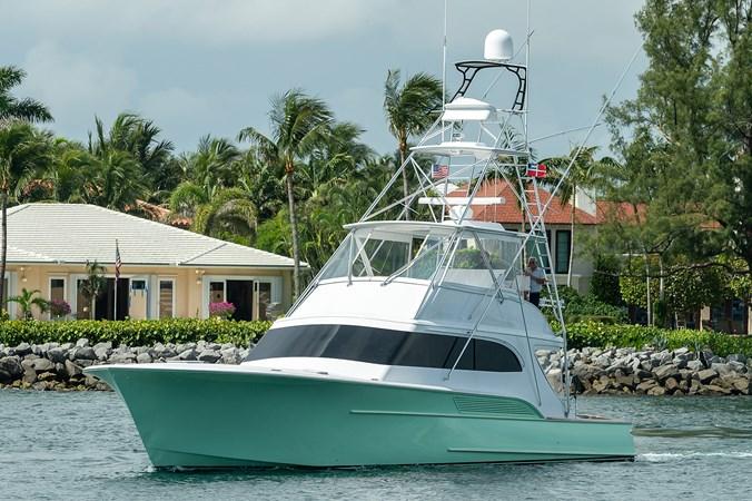 60' 2004 Sculley Custom Carolina Sportfish Yacht STEALIN' TIME